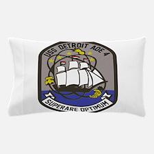 USS Detroit AOE-4 Pillow Case