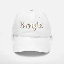 Boyle Seashells Baseball Baseball Baseball Cap