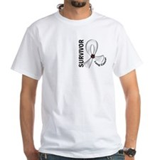 Lung Cancer Survivor 12 Shirt