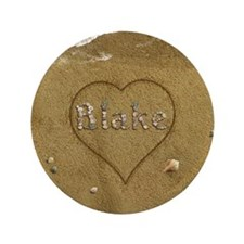 "Blake Beach Love 3.5"" Button (100 pack)"