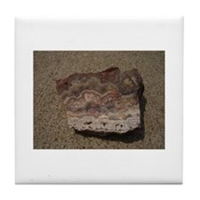 Cute Mineral Tile Coaster