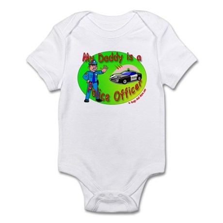 My Daddy is a Police Officer - Infant Bodysuit