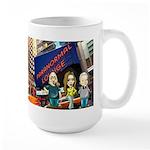 C George Lounge Large Mug Mugs