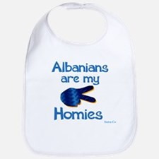 Albanians are my homies. Bib