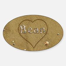 Bean Beach Love Decal