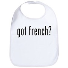 got french? Bib