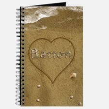 Barton Beach Love Journal