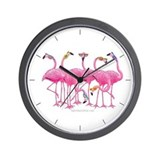 Flamingo Basic Clocks