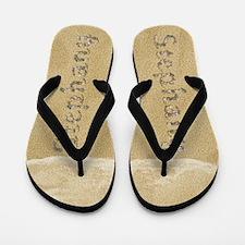 Stephany Seashells Flip Flops