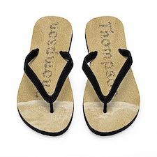 Thompson Seashells Flip Flops