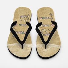 Tia Seashells Flip Flops