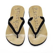 Zachariah Seashells Flip Flops