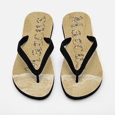 Marcus Seashells Flip Flops