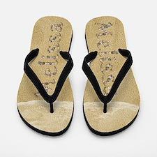 Melissa Seashells Flip Flops