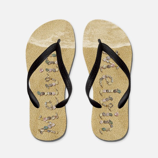 Melvin Seashells Flip Flops