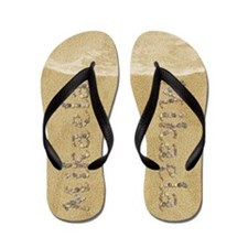 Mikaela Seashells Flip Flops