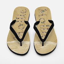 Mollie Seashells Flip Flops