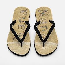 Nana Seashells Flip Flops