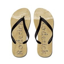 Roderick Seashells Flip Flops