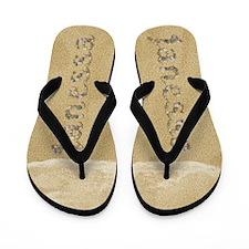 Janessa Seashells Flip Flops