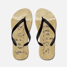 Jules Seashells Flip Flops
