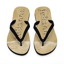 Julianne Seashells Flip Flops