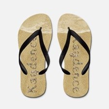Kaydence Seashells Flip Flops