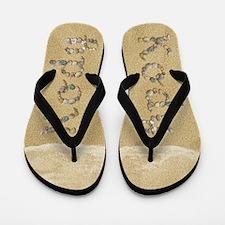 Kody Seashells Flip Flops