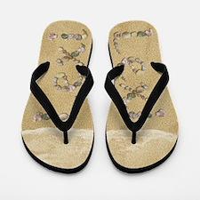 Lexi Seashells Flip Flops