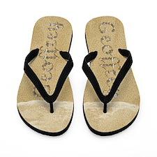 Geoffrey Seashells Flip Flops