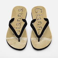 Gianna Seashells Flip Flops