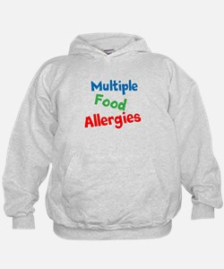 Multiple Food Allergies Hoodie