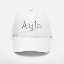 Ayla Seashells Baseball Cap