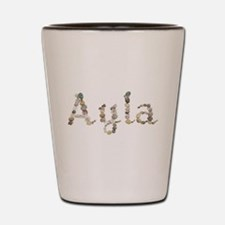 Ayla Seashells Shot Glass