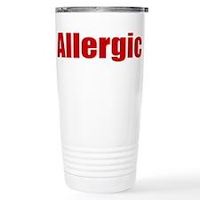 Allergic Travel Mug