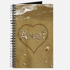 Axel Beach Love Journal