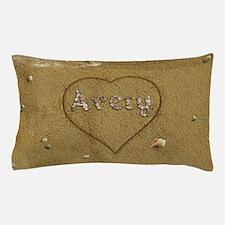 Avery Beach Love Pillow Case