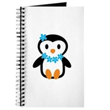 Luau penguin Journal