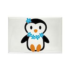 Luau penguin Magnets