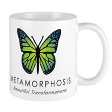 Single Butterfly Mugs