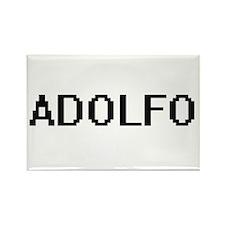 Adolfo Digital Name Design Magnets