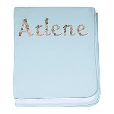 Arlene Seashells baby blanket