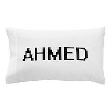 Ahmed Digital Name Design Pillow Case