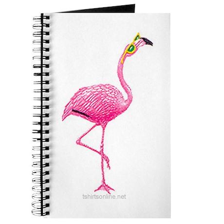 One Cool Flamingo Journal