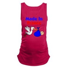 Made In France Boy Shirt Maternity Tank Top