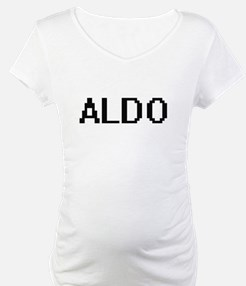 Aldo Digital Name Design Shirt