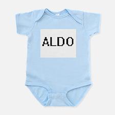 Aldo Digital Name Design Body Suit