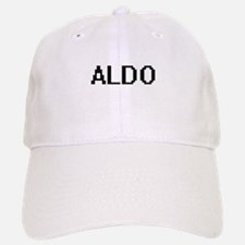 Aldo Digital Name Design Baseball Baseball Cap
