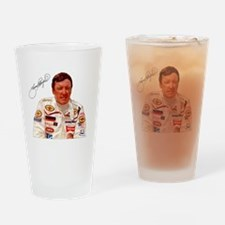 All Pro Sports Johnny Rutherford Drinking Glass