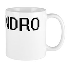 Alexandro Digital Name Design Mug